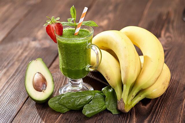 むくみ予防におすすめの食べ物や飲み物