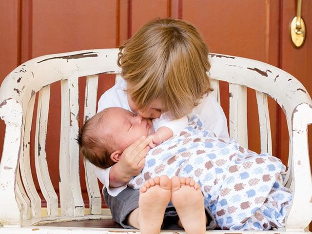 妊娠線はママの勲章